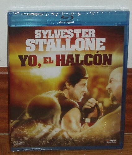 I The Falcons I Over The Top Blu-Ray New Sealed Action (Sleeveless Open) R2