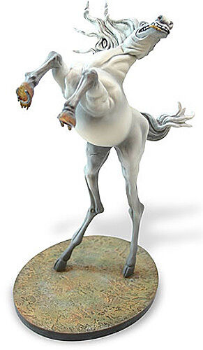 Salvador Dali Horse Sculpture from Temptation of Saint Anthony