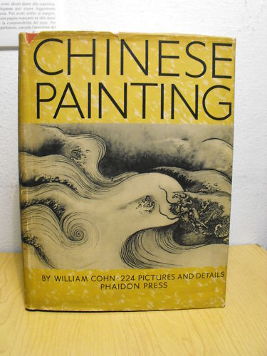 CHINESE PAINTING by WILLIAM COHN - 1948   (V25)