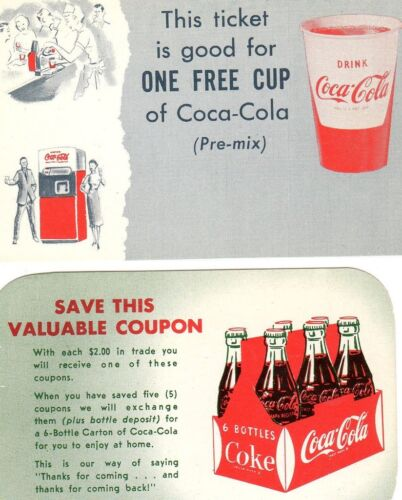 "It/'s the real thing/"" /""Coke FIVE Vintage 1970/'s Coca-Cola 12/"" Plastic Rulers"