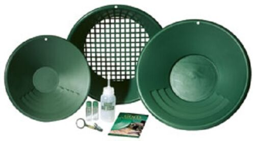 Garrett Gold Panning Gravity Trap Kit 1651310 - Gold Prospecting