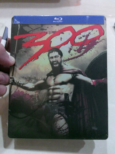300 (Limited Steel Case) (USA Import, Region A)