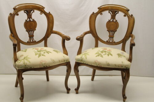 Antique French Louis XV Fruitwood Pair of Chairs Ready to be Used,Great Quality!