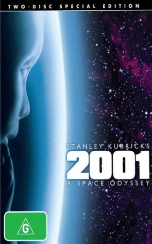 2001: A Space Odyssey (2 Disc Special Edition) * NEW DVD * (Region 4 Australia)