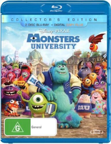 Monsters University (Blu-ray/Digital Copy) * Blu-ray Disc * NEW