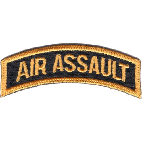 Air Assault Military TabPatches - 36078
