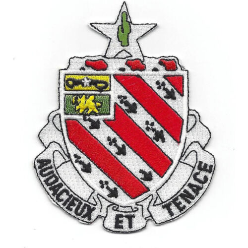 8th Field Artillery Regiment PatchPatches - 36078