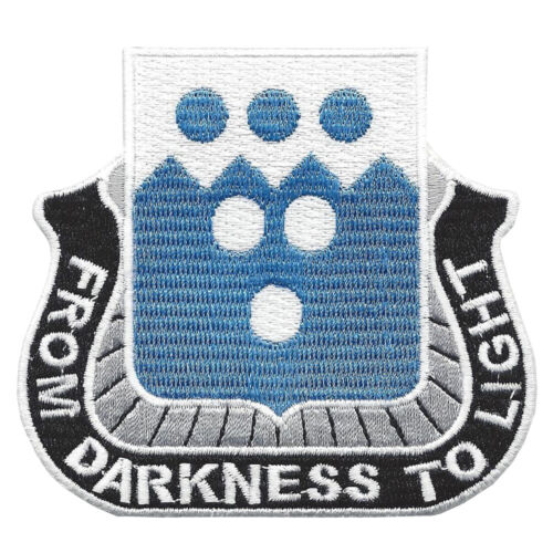 321st Military Intelligence Battalion Patch