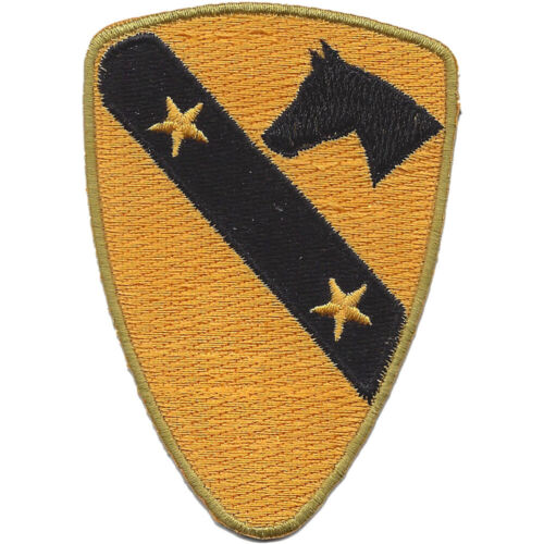 1st Cavalry Division Patch Version CPatches - 36078