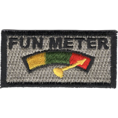 Fun Meter PatchPatches - 36078