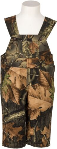 Infant - Toddler Baby Boy / Girl Camo Cotton Ranger Bib Overall - Camouflage