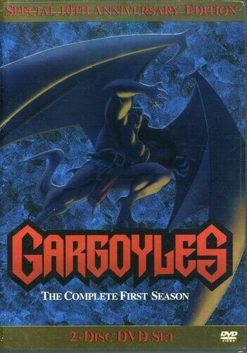 Gargoyles: The Complete Season 1 [Special 10th Anniversary Editi (2004, DVD NEW)