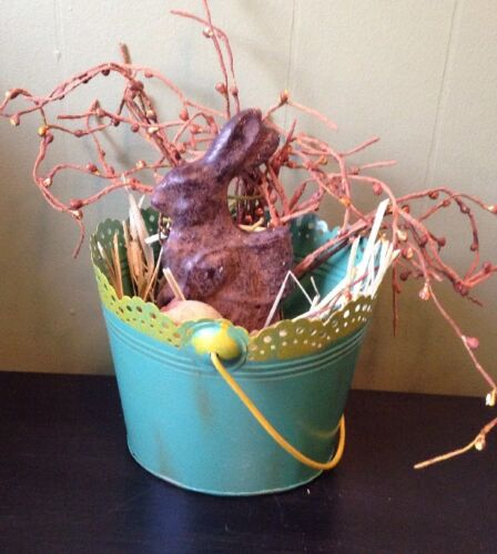 Primitive Spring/ Easter Basket