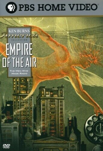Empire of the Air: The Men Who Made Radio (2004, DVD NEW) CLR/BW/WS