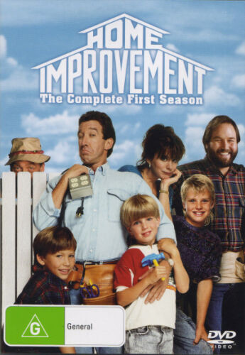 Home Improvement: Season 1 (4 Discs) * NEW DVD * (Region 4 Australia)