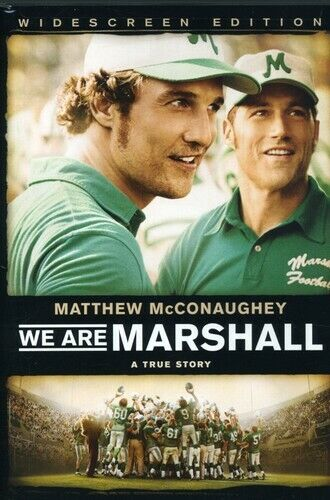We Are Marshall [WS] (2008, DVD NEW)