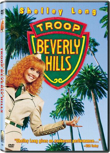 Troop Beverly Hills (2007, DVD NEW)
