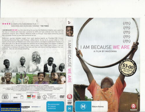 I Am Because We Are-A Film By Madonna-2008-USA