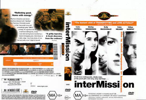 InterMission-2003-Colin Farrell- Movie-DVD