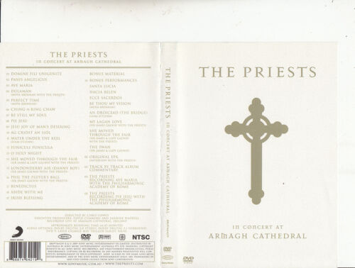 The Priests-In Concert At Armagh Cathedral-2009-Religion Christian-DVD