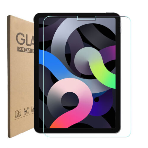 Tempered GLASS Screen Protector For iPad 9.7 2/3/4 Mini Pro Air 3rd 4th 5th 6th