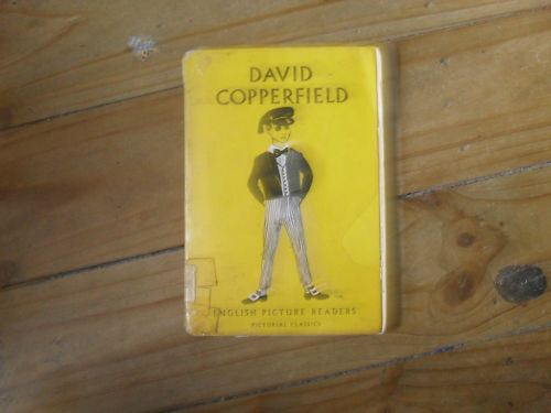 ENGLISH PICTURE READERS david copperfield PICTORIAL