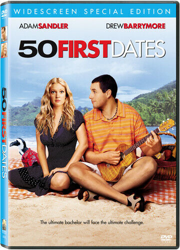 50 First Dates [WS] (2006, DVD NEW)