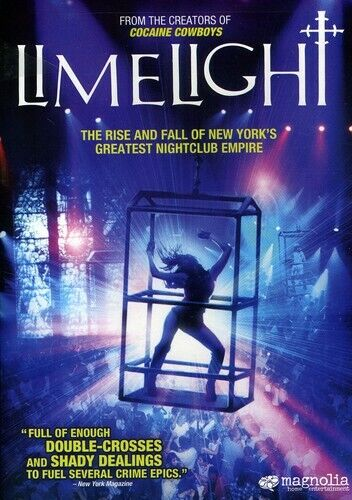 Limelight (2012, DVD NEW) WS