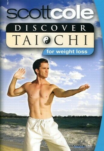 Discover T'ai Chi with Scott Cole: Weight Loss (2009, DVD NEW)
