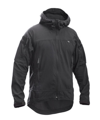FIRSTSPEAR Black Wind Cheater Extra Large XL Hooded Jacket Soft Shell BreakerOther Current Field Gear - 36071