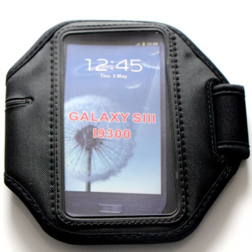 Samsung Galaxy S3 i9300 Gym Armband Sports Running Waterproof Case Cover