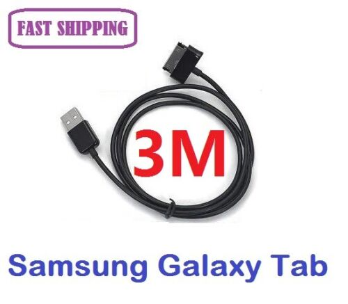 1.5M Data Sync Charger Cable for Samsung Galaxy Tablet P6200 P6800 P7300 P7500