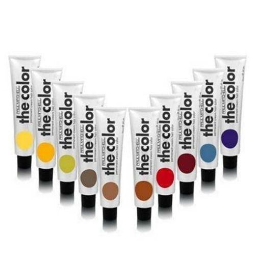 Paul Mitchell The Color Permanent Cream Hair Color 3 oz