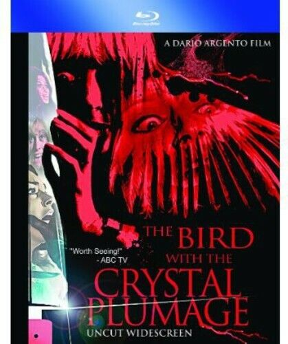 Bird With The Crystal Plumage (2013, Blu-ray NEW)