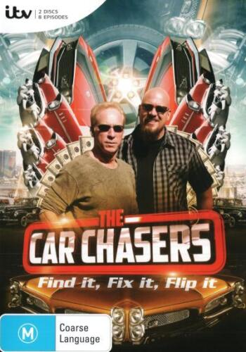 The Car Chasers: Series 1 * NEW DVD * (Region 4 Australia)