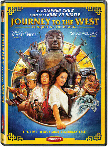 Journey to the West (2014, DVD NEW) MAN LNG/ENG SUB/WS