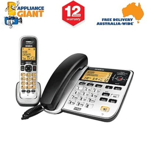 Uniden DECT2145+1 Corded & Cordless Phone Pack - NEW <br/> 20% off* with code PEOFY. Ends 9/6. T&Cs apply.