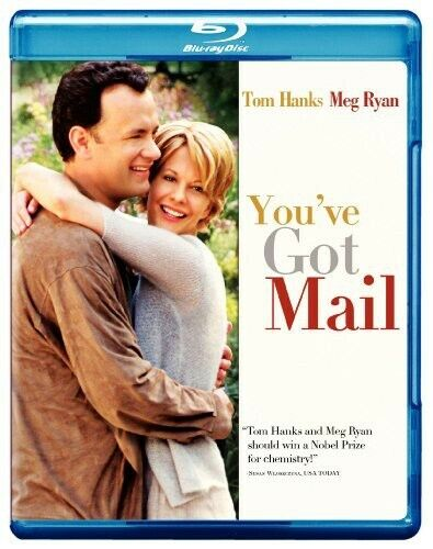 [BLU-RAY/A NEW] YOU'VE GOT MAIL/THE SHOP AROUND THE CORNER [2 DISCS]