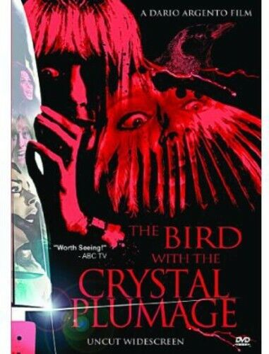 Bird With The Crystal Plumage (2013, DVD NEW)