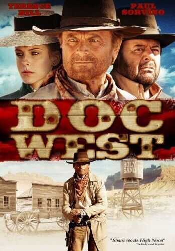 Doc West (2010, DVD NEW) WS