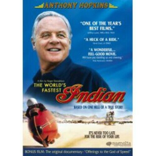 World's Fastest Indian (2008, DVD NEW)