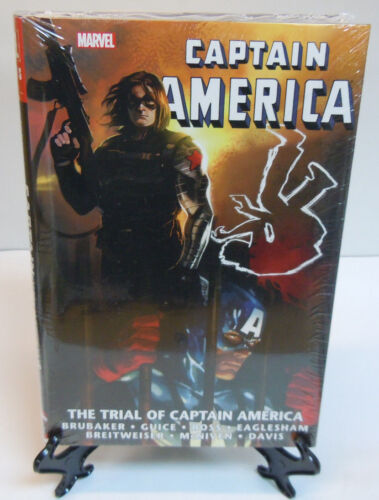 The Trial of Captain America Marvel Comics Omnibus Brand New Factory Sealed