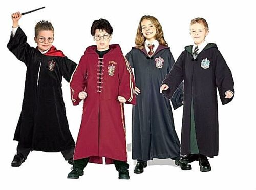 Licensed HARRY POTTER Hermione Quidditch Slytherin Fancy Dress Costume Age 3-12 <br/> ** LICENSED HARRY POTTER WAND,GLASSES & SCARF AVAILABLE
