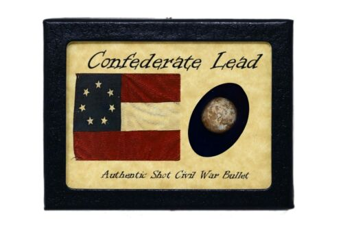 Confederate Lead...Shot Bullet from the Army of Tennessee with COABullets - 103996