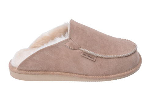 Sheepskin Slippers With Sheep Wool Lining W44