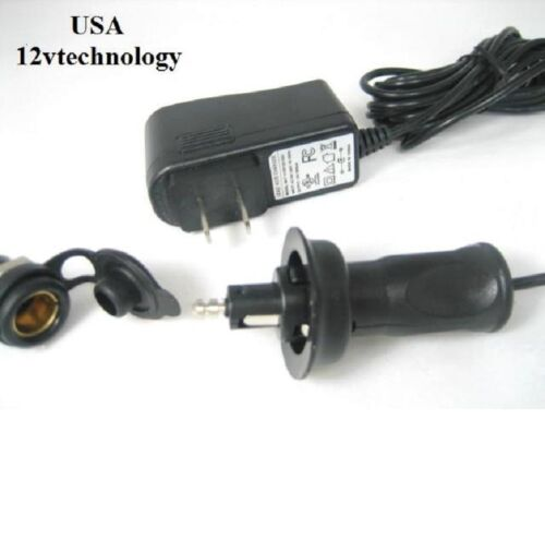 Fits Hella BMW Powerlet Motorcycle  Automatic Smart Battery 12 V Trickle Charger