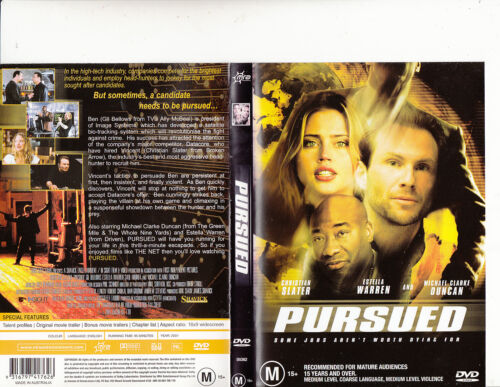 Pursued-2004-Christian Slater-Movie-DVD