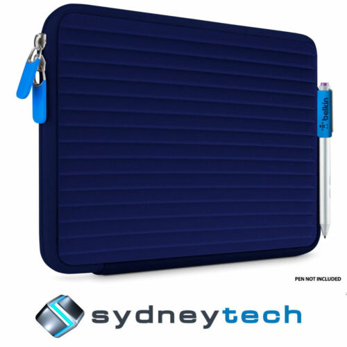 New Belkin Molded Sleeve Blue for Microsoft Surface 3 &10-Inch Tablets Blue