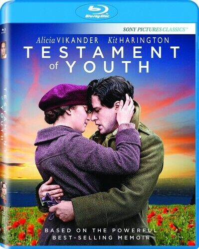 Testament Of Youth (2015, Blu-ray NEW)