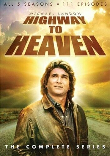 Highway To Heaven: The Complete Series - 23 DISC SET (2014, DVD NEW)